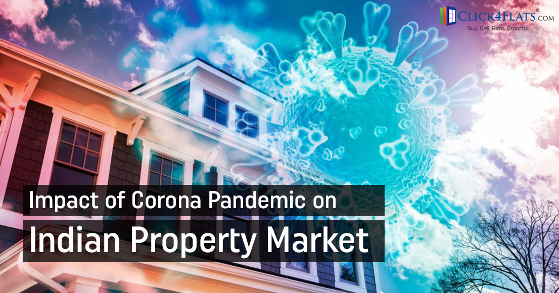 Covid-19: Impact of this pandemic on Indian property market